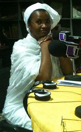 Oumou Sall Seck, maire de Goundam (100 km de Tombouctou)