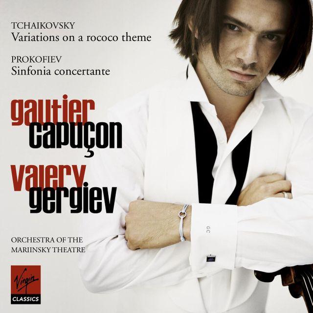 Tchaïkovski et Prokofiev par Gautier Capuçon