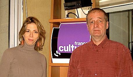 Camille Bedin et Roland Hubert