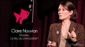 Claire Nouvian, fondatrice et présidente de l'ONG Bloom