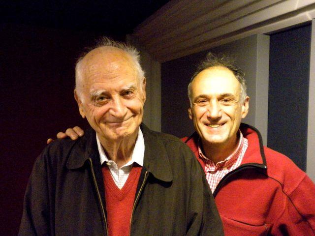 Michel Serres et Denis Cheissoux