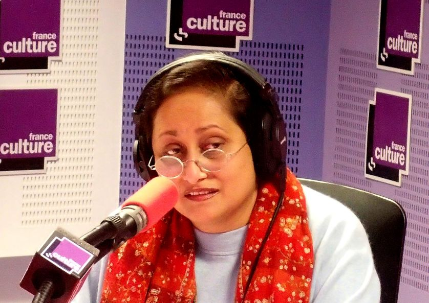 Vaiju Naravane, Correspondante à Paris pour l'Europe du quotidien national The Hindu