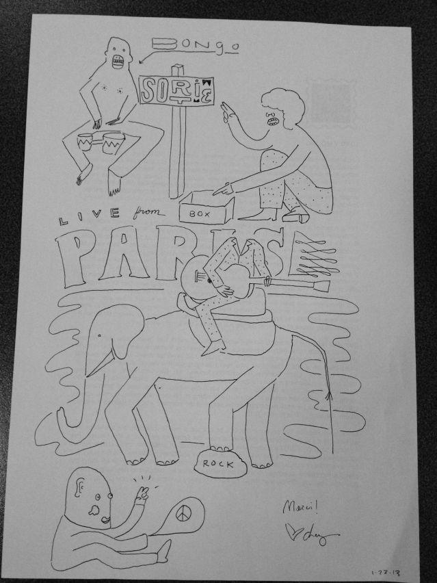 toro y moi dessin