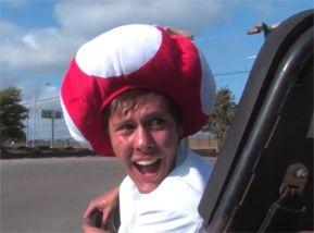 Mario Kart dans la vie réelle