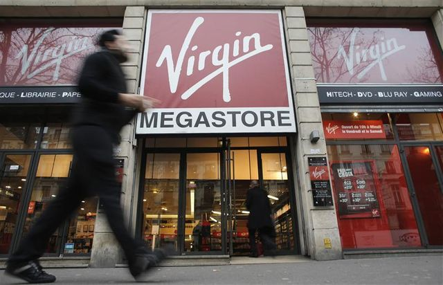 Virgin en redressement judicaire