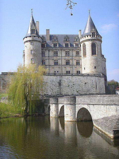 Le chateau de la rochefoucauld