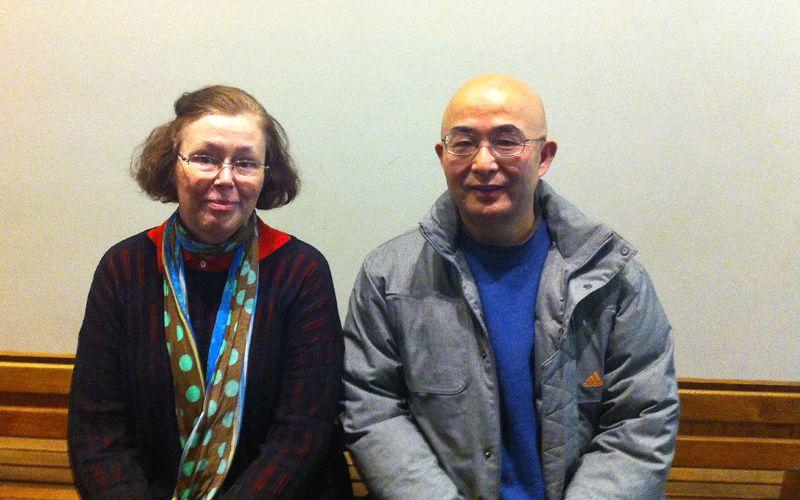 Liao Yiwu (et sa traductrice Marie Holzman)