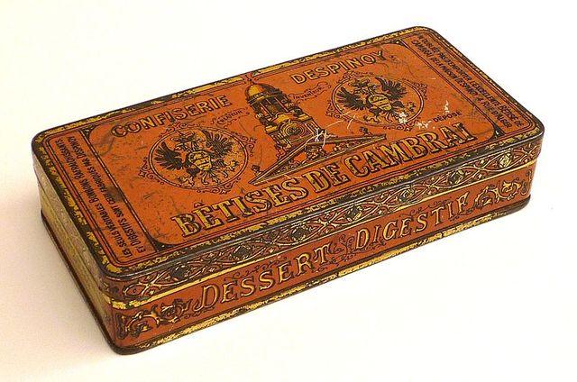 Boîte de Bêtises de Cambrai