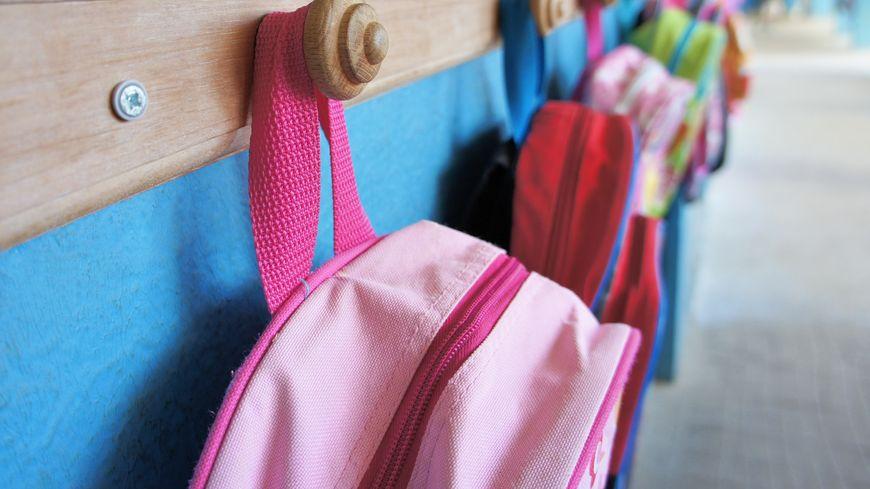 école maternelle - cartables