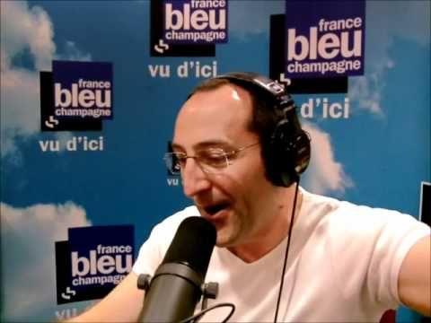 Pierre-Yves Noël France Bleu Champagne