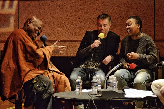 ITW croisée Cheick Tidiane Seck, Meshell Ndegeocello et Harold Manning (Traduction)