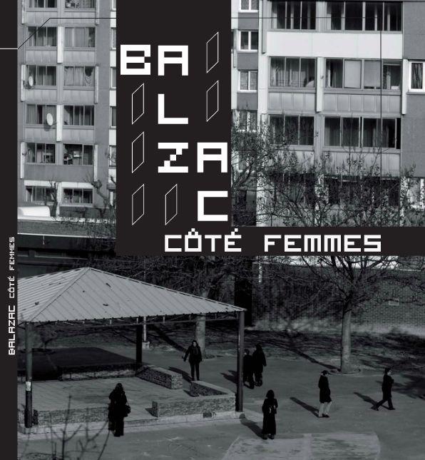 Balzac Côté Femmes - Le livre