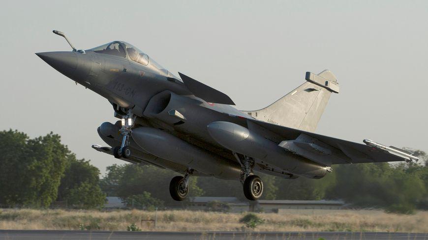 L'avion Rafale est fabriqué et assemblé en Gironde