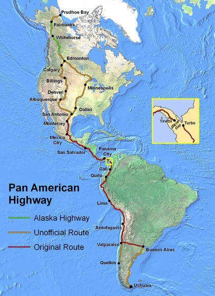 La Pan-American Highway