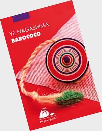 """Barococo"""" de Yû Nagashima chez Picquier."""