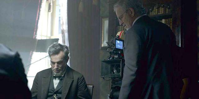 Daniel Day-Lewis et Steven Spielberg