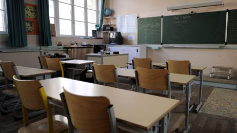 Une école vide
