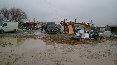 Camp de roms Ile-de-France