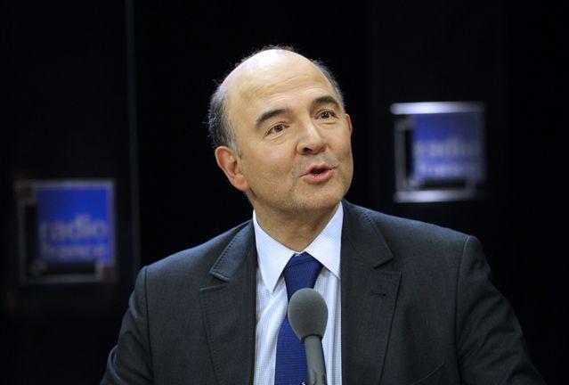 """Pierre Moscovici était l'invité de """"Tous Politiques"""""""