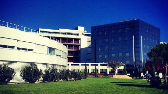 Hôpital de Valence dans la Drôme