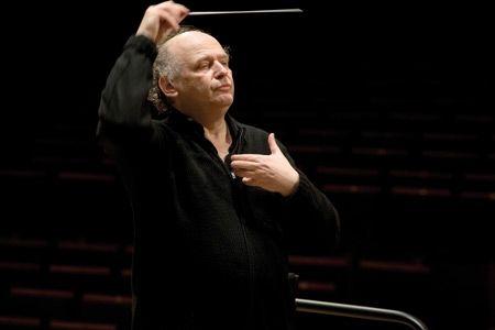 Laurent Petitgirard, compositeur et chef d'orchestre