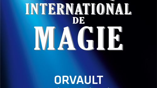 5e Festival International de Magie du 8 au 10 février 2013 à Orvault
