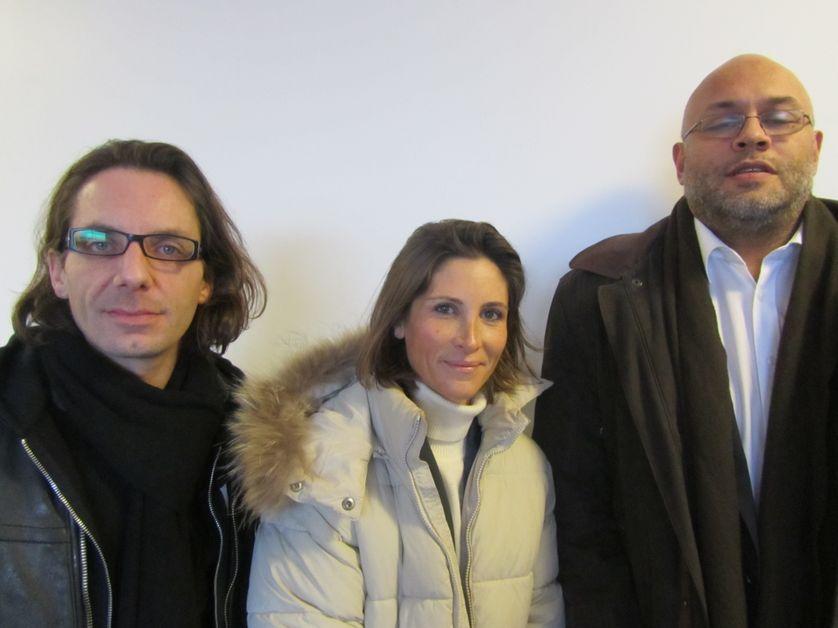 Jean-Baptiste Thoret, Julia de Funès, Bertrand Dicale