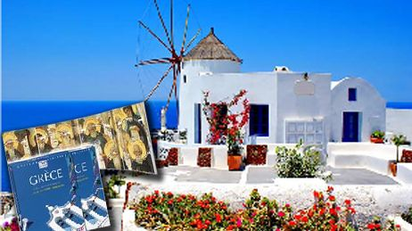 Le démon de midi vous offre la Grèce !