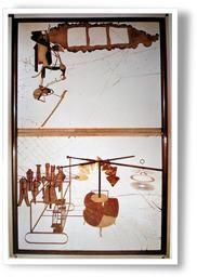 Marcel Duchamp, la mariée