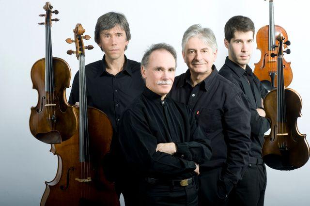 Quatuor Parisii, quatuor à cordes