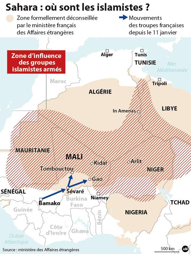 Où sont les Islamistes ?