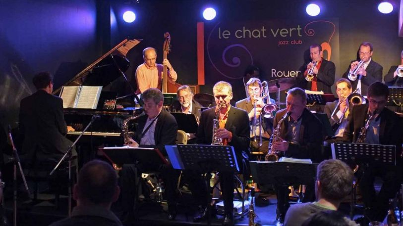 Big band 'Jazz O'Clock' à ROMILLY sur Andelle