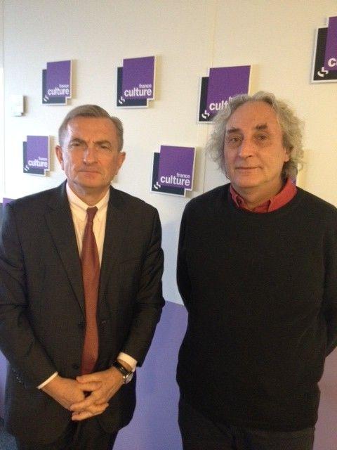 Vincent Desportes et Pierre Boilley