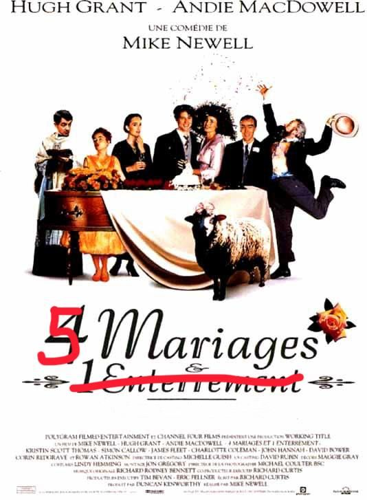 5 mariages