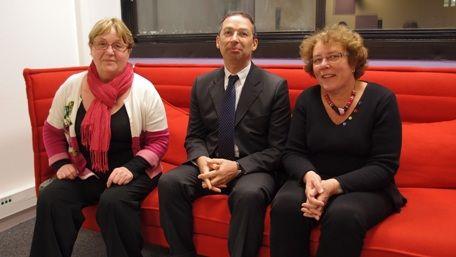 Françoise Tourmen, Joseph Emmerich, Véronique Séhier