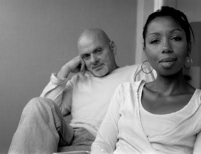 Marie NDiaye et Jean-Yves Cendrey