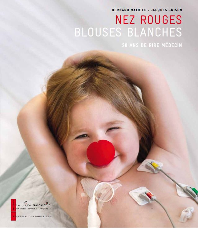 Le Rire Médecin livre