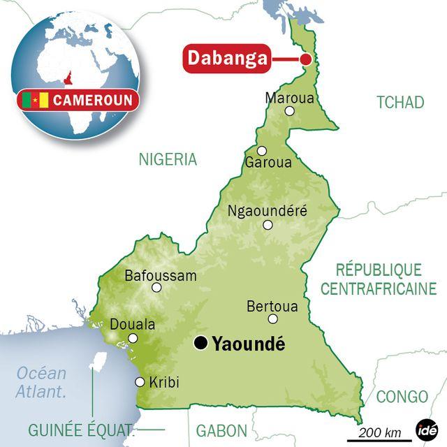 Otages Cameroun