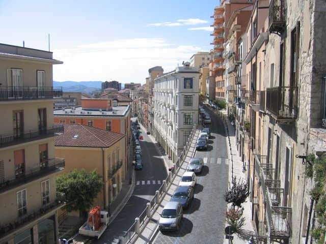 Potenza - Basilicate - Italie