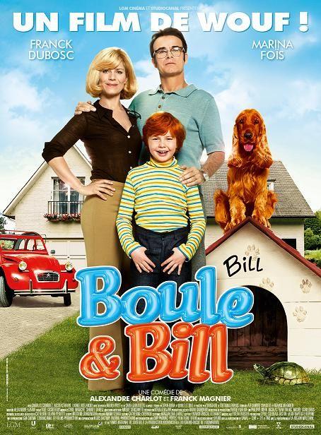 Boule & Bill le film