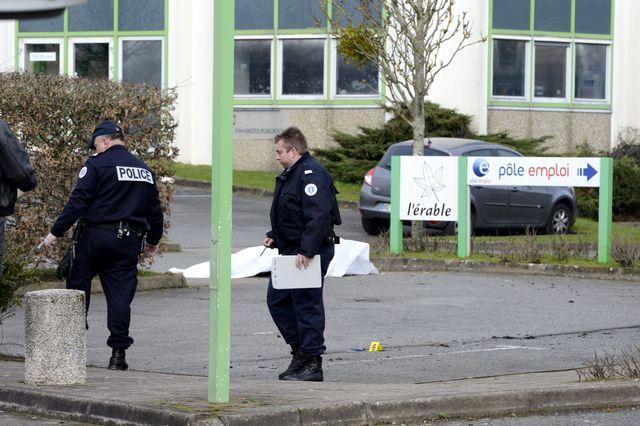 Pôle emploi à Nantes