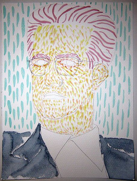 Mario Monti décoloré