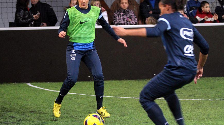 Football féminin France équipe
