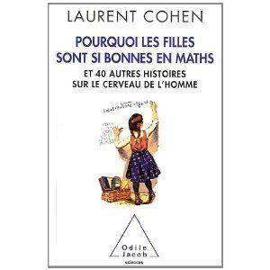 livre pourquoi les filles sont bonne en maths