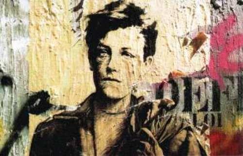 Rimbaud par Ernest Pignon-Ernest