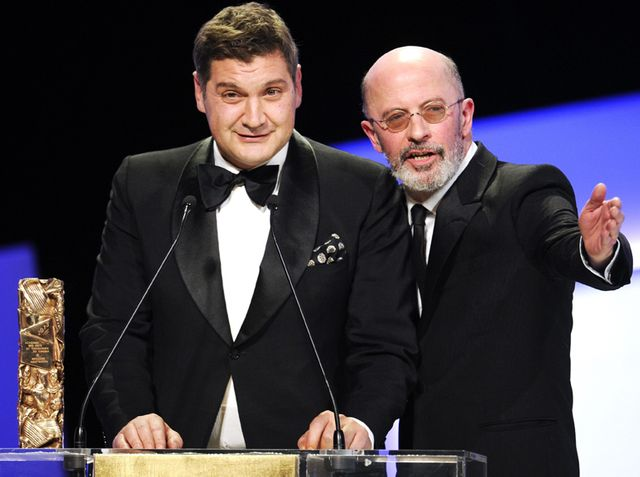 Thomas Bidegain et Jacques Audiard