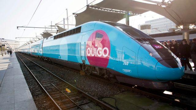 OUIGO, le TGV low cost de la SNCF