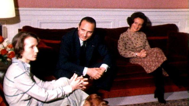 Le clan Chirac