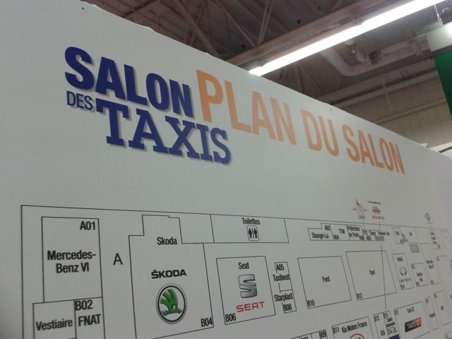 salon des taxis