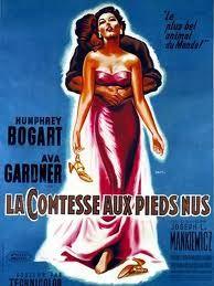 La comtessse aux pieds nus